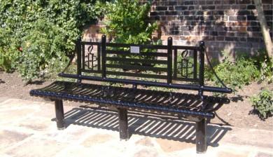Balmoral Memorial Bench