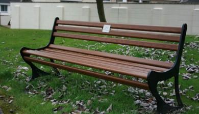 Dunure Memorial Bench