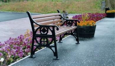 Erskine Memorial Bench