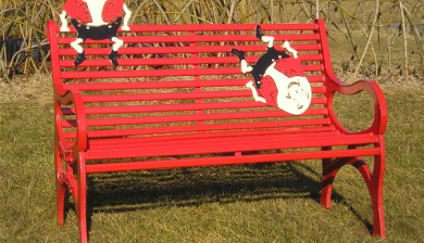 Themed Memorial Benches, Humpty Dumpty