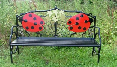 Themed Memorial Benches