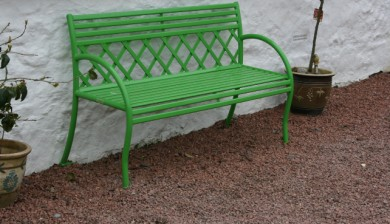Loudon Regal Memorial Bench