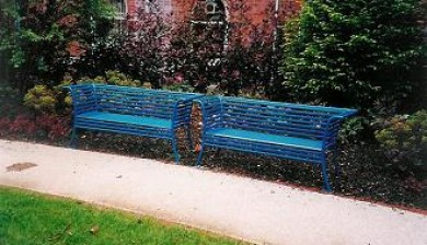Turnberry Memorial Bench